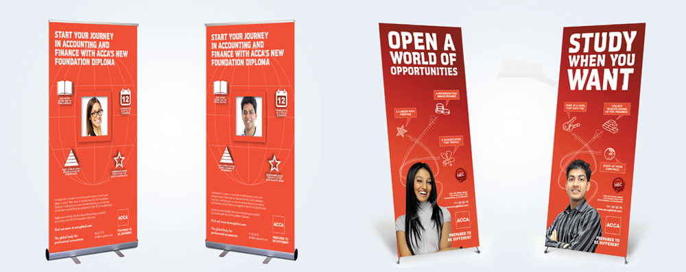 Standees & Banner Stands